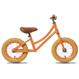 "Rebel Kidz Air Classic Bicicletas sin pedales 12,5"" Niños, orange"